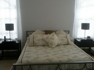 Windsor Palms house photo - Master bedroom (Queen) with flat screen TV,DVD, huge en-suite and walk-in closet