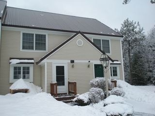 North Conway condo photo - Welcome to Cedar Creek- enjoy the snow!
