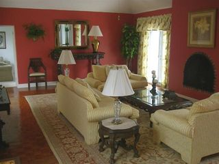 Bermuda villa photo - Upstairs Sitting Room