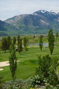 Golf Anyone? Walk to Wolf Creek!