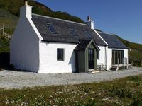 Beautiful converted croft house in rural hamlet with stunning views