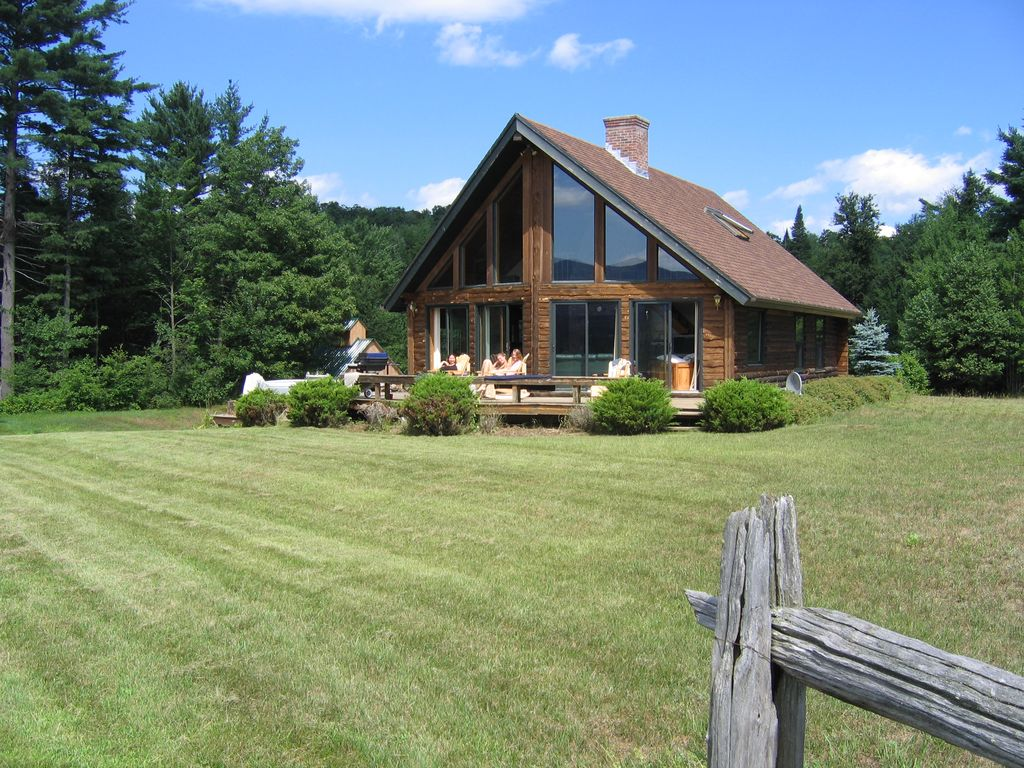 Ranch Style House Plans With Wrap Around Porch Stowe Vacation Rental Vrbo 3472048ha 5 Br Vt House