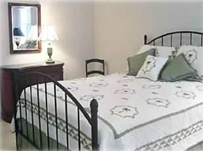 Isle of Palms house rental - Bedroom # 4 - Queen Bed