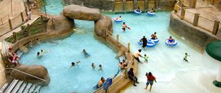 Elkton cabin photo - Nearby: Massanutten's Indoor WaterPark is open year-round and is always 84.
