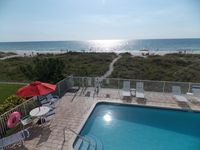 Have the best of your Florida vacation! Ocean view, pool, and private elevator!