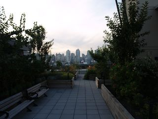 Vancouver apartment photo - Rooftop patio with a view of the city and mountains