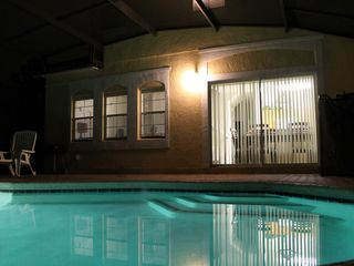 Encantada Resort townhome photo - Pool light for private night time swimming