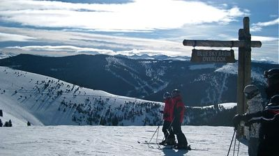 Blue Sky Basin is world famous