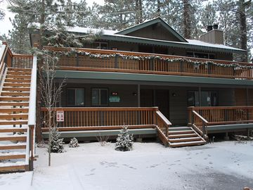 Winter Park apartment rental - Outside showing Upper Unit. Lower is also available for renting.