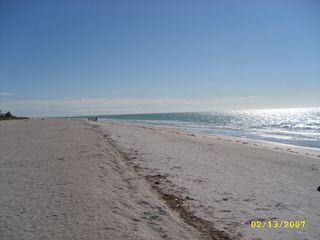 Indian Shores condo photo - Beach