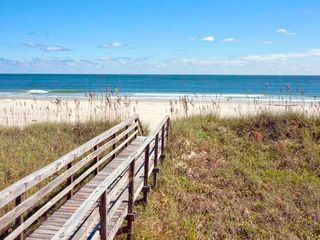 Fernandina Beach condo photo - Dune Walkover