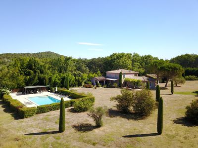 3500 sq ft Villa on 4 acres, Air Conditioning, superb view