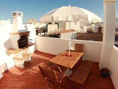 Fisherman's Townhouse In The Heart Of Olhao