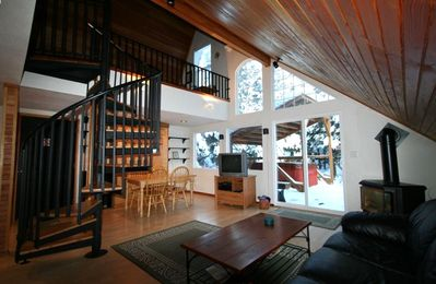 Alta House Chalet. sleeps up to 6. From $299/nt