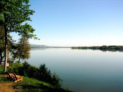 Bridport Vacation Rental - VRBO 113152 - 3 BR Lake Champlain House ...