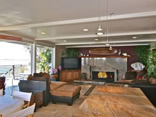 View of Family Room from Kitchen.. - Santa Cruz house vacation rental photo
