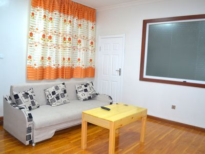 Clean studio apartment in the heart of Ulaanbaatar, close to Sukhbaatar square