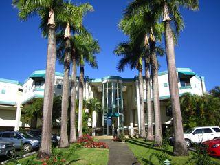 Princeville condo photo - What an entrance to the finest condominium complex in Kauai