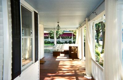 Breezy Wrap Around Porch