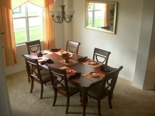 Haines City house photo - formal dinning area