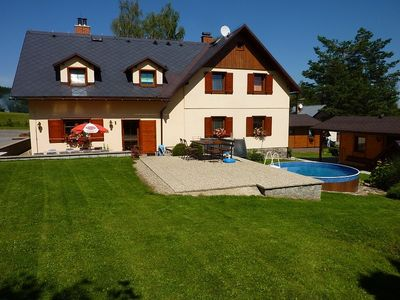 image for In the 'Zentral-Altvatergebirge' we offer you Comfort-Living in a quiet location