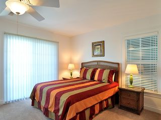 Key West townhome photo - The third bedroom is also onthe 2nd level, with queen bed, overhead fan.