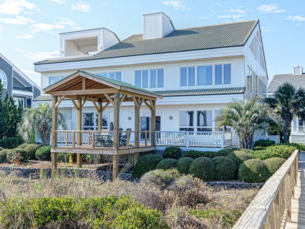 Wrightsville Beach Vacation Rental VRBO 3675662ha 4 BR Southern Coast Hou