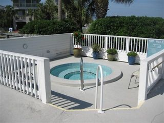 Destin Pointe condo photo - Hot Tub