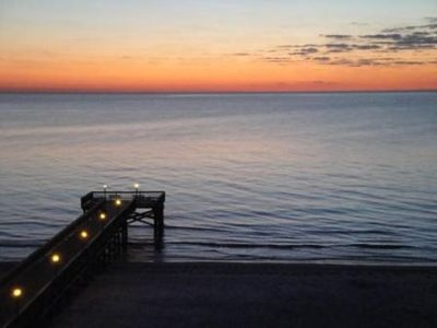 Beautiful sunsets from beach and balcony! Indian Shores, Florida Condo