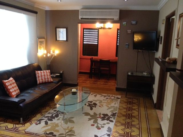 Amazing 2 BR Apartment near Old San Juan, Cruise Ports and Airport-WIFI-Parking