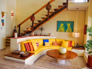 Isla Mujeres house photo - Living Area