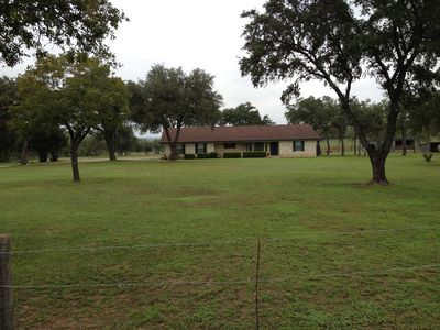 Ranch House Rental - Lots Of Privacy on 15-Acres with Horses