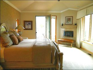 Sun Valley house photo - Gorgeous Master Bedroom