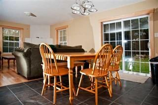 Rangeley Lake house photo - Breakfast nook