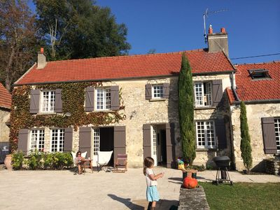 Holiday house 233817, Villers-en-arthies, Normandy