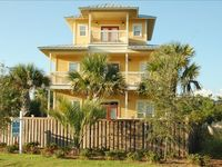 Gorgeous Gulf Ocean Views and Private Heated Pool South of 30A