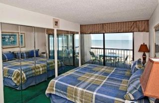 Amelia Island condo photo - Luxury Master BR with a Great View and access to your Private Balcony