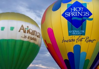 Hot Springs condo rental - Awesome! Each September is Legends Balloon Rally & Concerts! FREE
