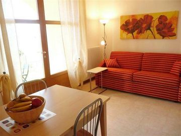 Le Vele Giardino ~ Comfortable sitting room ideal for relaxing