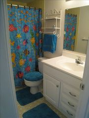 Ormond Beach condo photo - 2nd bathroom