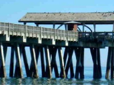 TYBEE FISHING PIER AND BEACH (1 1/2 BLOCKS FROM HOUSE)