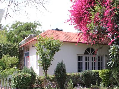 Indipendent cottage  with garden view