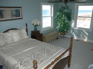 Cape Charles estate photo - main level bedroom