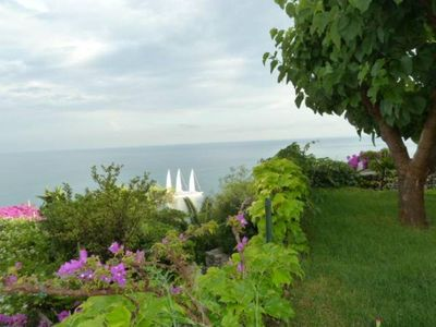 House / Villa - Conca dei MariniHouse with garden