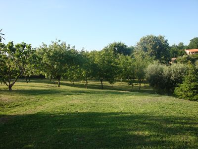 Quiet country house in the nat.reserve of Veio near Rome 280 m a.s.l. internet