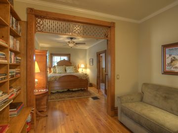 One of the two Master Suites, this one on the 1st Floor