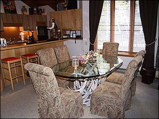 Snowmass Village condo photo - Dining Area for 6