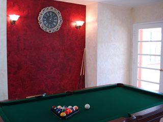 Nice house photo - Pool table
