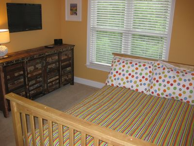 Rehoboth Beach house rental - Bedroom 4 - Bunk Room with shared Bath