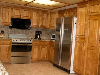 Kanab house photo - Upper kitchen